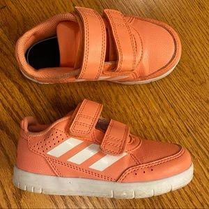 adidas Sneaker, Orange
